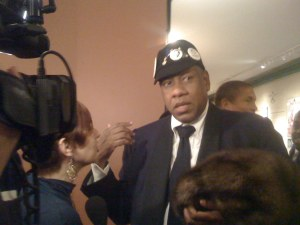 The super tall and fabulous Andre Leon Talley