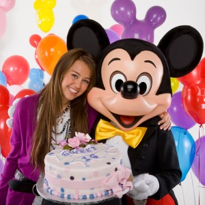 Miley Cyrus Sweet 16 Announcement